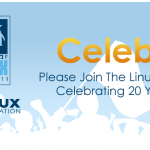 Happy 20th Birthday, Linux!