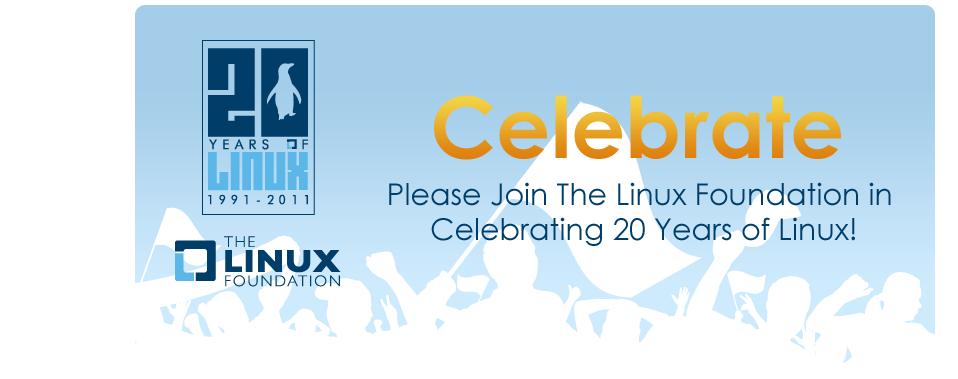 Happy 20th Birthday, Linux!